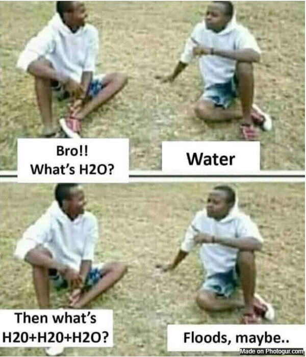 What is H20?