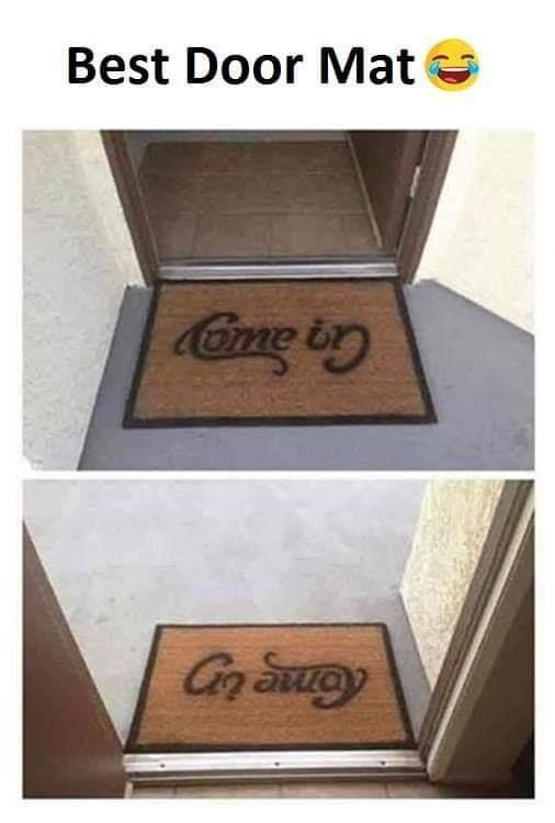 Best door mat